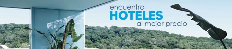 Busca Hoteles al mejor precio y en todas partes del mundo!